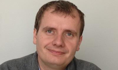 Headshot of Jaroslav Trnka