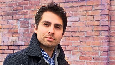 Headshot of Mohammad Hamidian