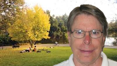 Headshot of David Pellett