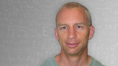 Headshot of David Webb