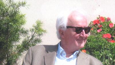 Headshot of Philip Yager