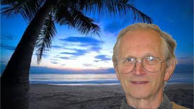 Headshot of Claude Garrod